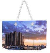 Florida Highrise Weekender Tote Bag