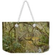 Florida Jungle Weekender Tote Bag