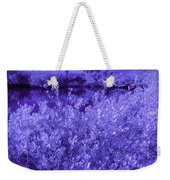 Florida Lagoon In Ir Weekender Tote Bag