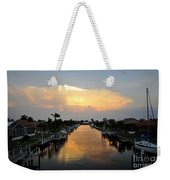 Florida Life Style Weekender Tote Bag
