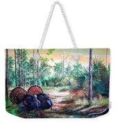 Florida Osceola Turkeys- The Two Kings Weekender Tote Bag