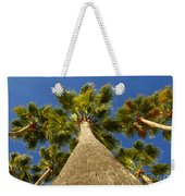 Florida Palms Weekender Tote Bag