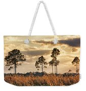 Florida Pine Landscape By H H Photography Of Florida Weekender Tote Bag