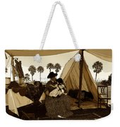 Florida Pioneers 1800s Weekender Tote Bag