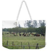 Florida Ranch Weekender Tote Bag