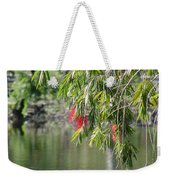 Florida Reflections Weekender Tote Bag