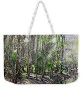 Florida Riverbank  Weekender Tote Bag