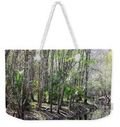 Florida Riverbank  Weekender Tote Bag