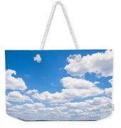 Florida Sky - Tallahassee, Florida Weekender Tote Bag
