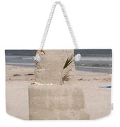 Florida Snow Man Weekender Tote Bag