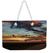 Florida Sunset Winding Road 2 Weekender Tote Bag