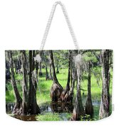 Florida Swamp Weekender Tote Bag