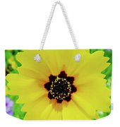 Florida - Yellow - Wildflower Weekender Tote Bag