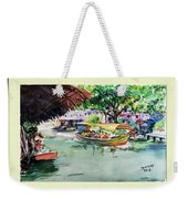 Floting Market Weekender Tote Bag