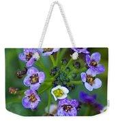 Flower 2 Weekender Tote Bag