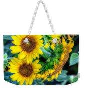 Flower #39 Weekender Tote Bag