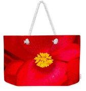Flower 8 Enhanced Weekender Tote Bag