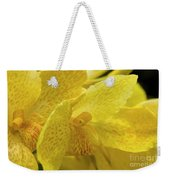 Flower, A Soul Blossoming In Nature Weekender Tote Bag