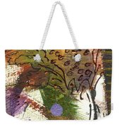 Flower And Leaves II Weekender Tote Bag