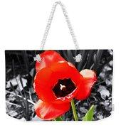 Flower As Art Weekender Tote Bag