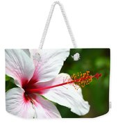 Flower Beauty Weekender Tote Bag by Riad Belhimer