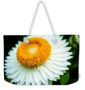 Flower Blossom 3 Weekender Tote Bag