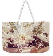 Flower Bouquet Weekender Tote Bag