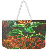 Flower Branch Weekender Tote Bag