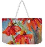 Flower Dance IIi Weekender Tote Bag