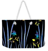 Flower Dance Weekender Tote Bag