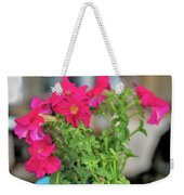 Flower Decoration Weekender Tote Bag