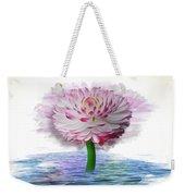 Flower Digital Art Weekender Tote Bag