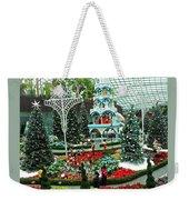 Flower Dome 29 Weekender Tote Bag