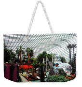Flower Dome 3 Weekender Tote Bag