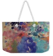 Flower Dreams Weekender Tote Bag