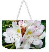 Flower Du Jour Weekender Tote Bag