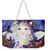 Flower Fairy Weekender Tote Bag