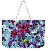 Flower Fantasy Guatemala Weekender Tote Bag