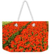 Flower Farm 2 Weekender Tote Bag