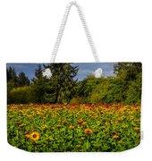 Flower Farm Weekender Tote Bag