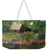 Flower Farm Weekender Tote Bag