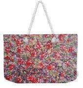 Flower Feelings. Weekender Tote Bag