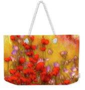 Flower Fields Of Summer Weekender Tote Bag
