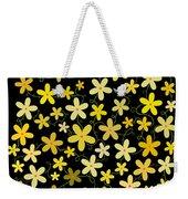 Flower Folly Weekender Tote Bag