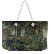 Flower Garden In Bloom Weekender Tote Bag