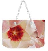 Flower Hoya 3 Weekender Tote Bag