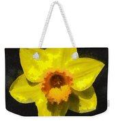 Flower - Id 16235-220300-0389 Weekender Tote Bag