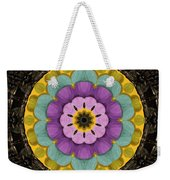 Flower In Paradise Weekender Tote Bag