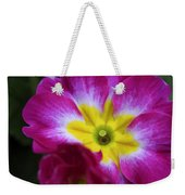 Flower In Spring Weekender Tote Bag