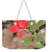 Flower In The Garden Weekender Tote Bag